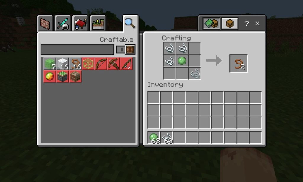 how-to-make-a-lead-in-minecraft-step3